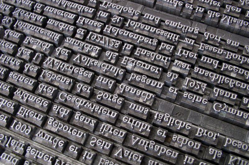 Migliorare la leggibilità di un post sul blog con un buon font