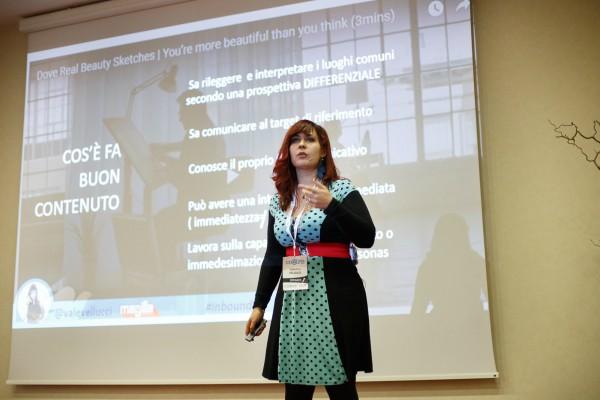 'Inbound Strategies 2018: Valentina Vellucci
