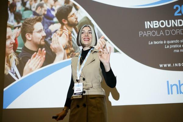Inbound Strategies 2018: Carlotta Silvestrini