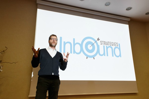 Inbound Strategies 2018 Gianluca Fiorelli